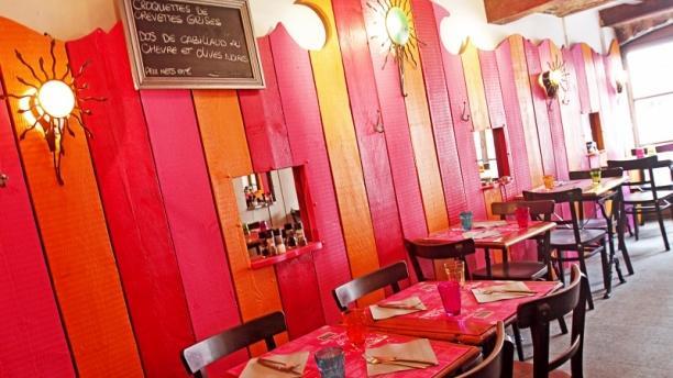 Vue de la salle - La Petite Table, Lille