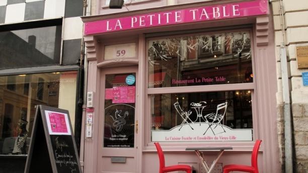 Bienvenue au restaurant La Petite Table - La Petite Table, Lille