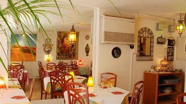 Intérieur de la salle du restaurant - Les Jardins d'Elyssa, Toulouse