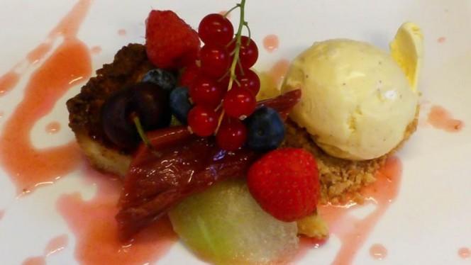 Dessert du chef - Het Stuivertje, Amsterdam
