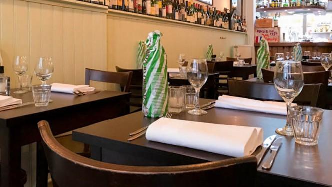 Restaurant - Het Stuivertje, Amsterdam