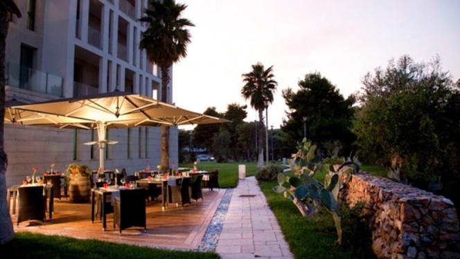 La entrata - The Cube Restaurant, Lecce