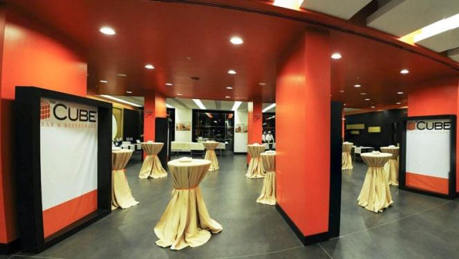 Lo stile - The Cube Restaurant, Lecce