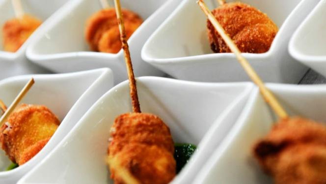 Suggerenza del chef - The Cube Restaurant, Lecce