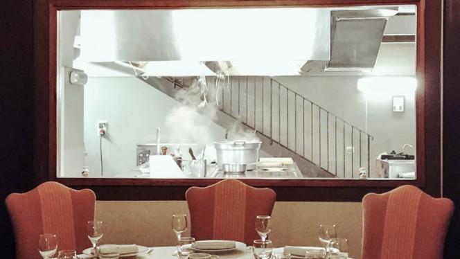 Vista cucina - Redibis, Bevagna