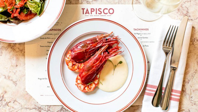 Sugestão do chef - Tapisco Porto, Porto