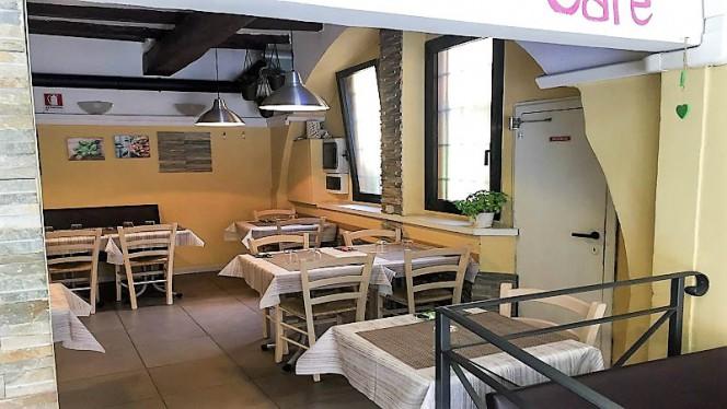 Vista sala - Bar Pizzeria Le Panche, Bologna