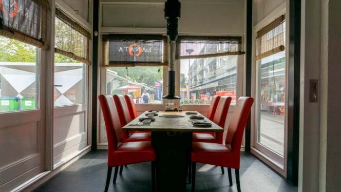 Het restaurant - Wagyu Yakiniku Kanata, Amsterdam