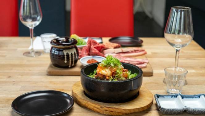 Suggestie van de chef - Wagyu Yakiniku Kanata, Amsterdam