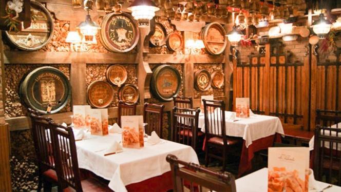 Vista Sala - La Tagliatella Clara Campoamor, Zaragoza