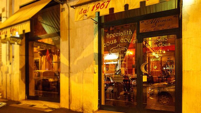 Entrata - Alfonso Cous Cous, Rome