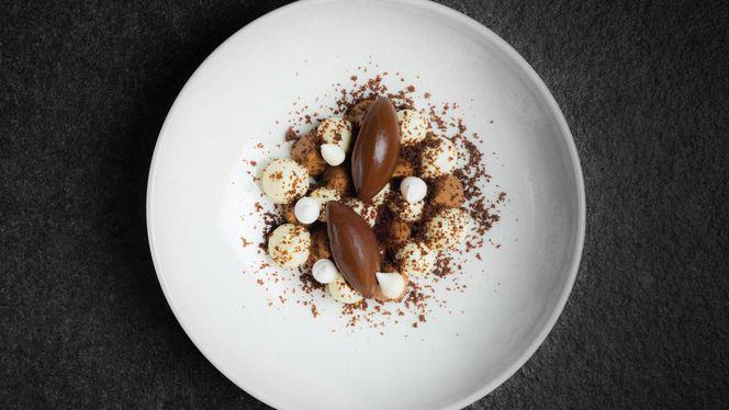 suggestion de dessert - Le Flacon, Carouge