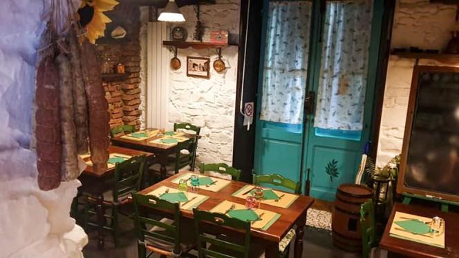 Vista sala - Osteria U Fundegu, Sestri Levante