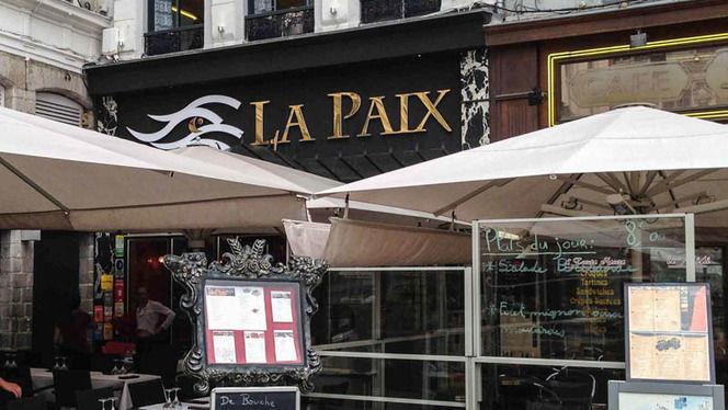 La Brasserie de la Paix, Lille