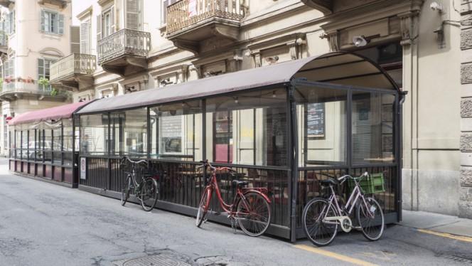 Esterno - Brasserie Bordeaux, Turin