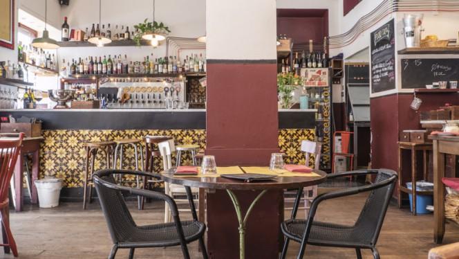 Interno - Brasserie Bordeaux, Turin