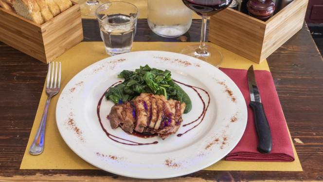 Suggerimento dello chef - Brasserie Bordeaux, Turin