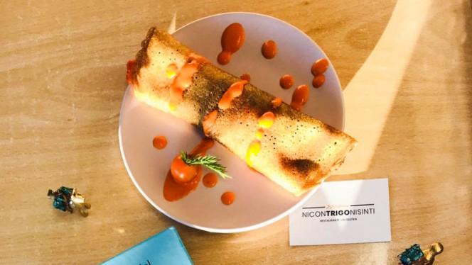 Sugerencia del chef - Nicontrigonisinti, San Sebastián de los Reyes