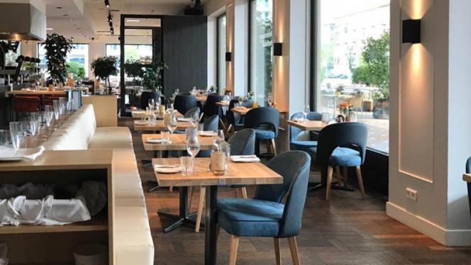Het restaurant - Het Amsterdamse Proeflokaal, Amsterdam