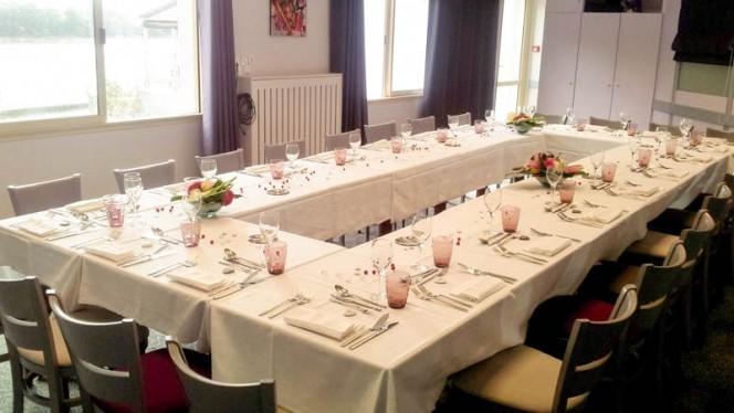 Salle de Restaurant - Villa Belle Rive, Sainte-Luce-sur-Loire