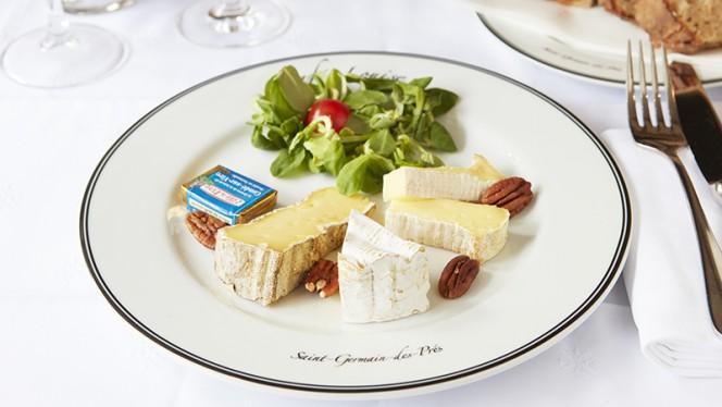 Suggestion du chef - Café Louise, Paris