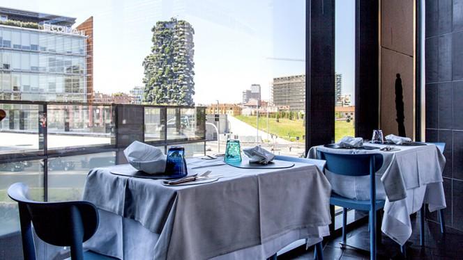 Vista della sala - Besame Mucho, Milan