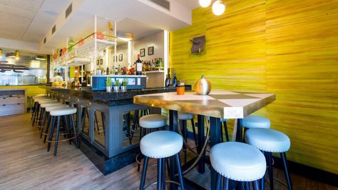 Bar - Plató, Madrid