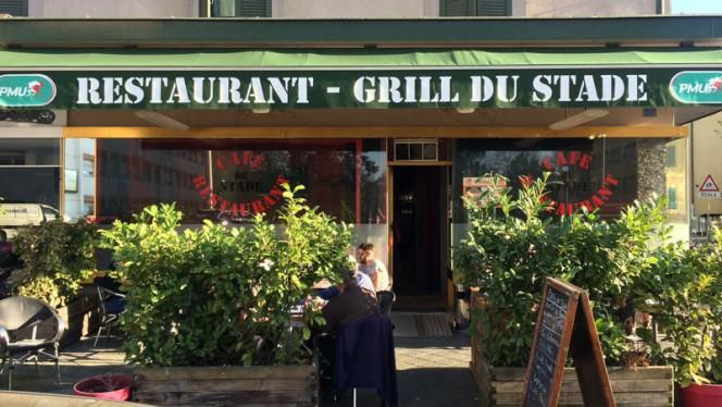 Devanture - Cafe du Stade, Carouge