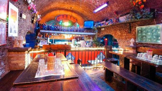 Veduta dell interno - Charro Café, Rome