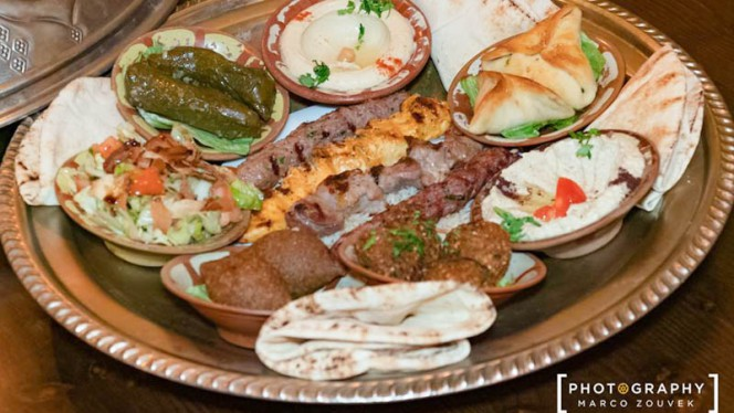 Sugerencia del chef - Damasco Arabian Restaurant, Barcelona