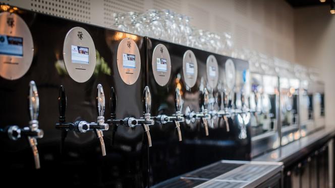 Dégustation de Bières, vins et champagne en libre service - Le Verre à Soi, Montpellier