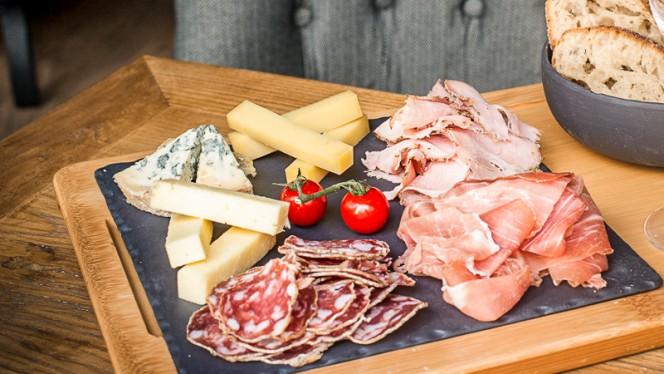 plateau charcuterie fromage - Le Verre à Soi, Montpellier