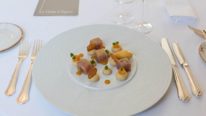 Suggestion de plat - Le Violon d'Ingres - Pauline Taboureau et Eric Meyer, Strasbourg