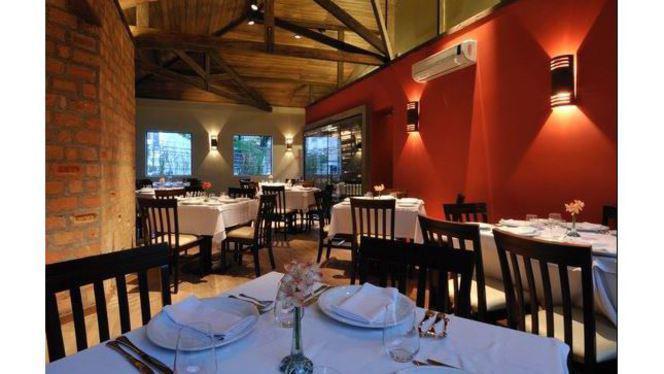 Salão Superior - Aguzzo Cucina - Pinheiros, São Paulo
