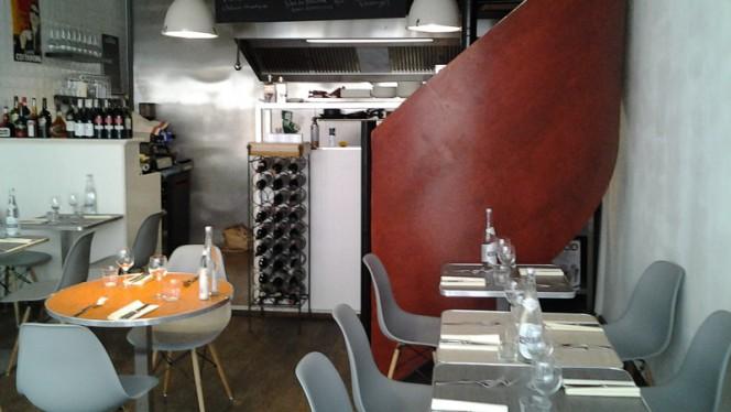 restaurantzaal - Le Mignon, Utrecht