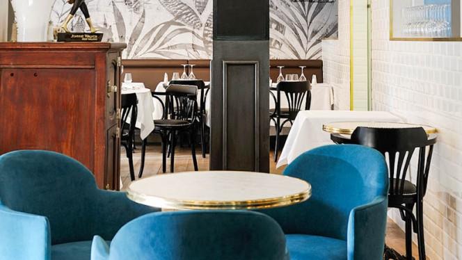Salle du restaurant - Le Rive Gauche, Lyon