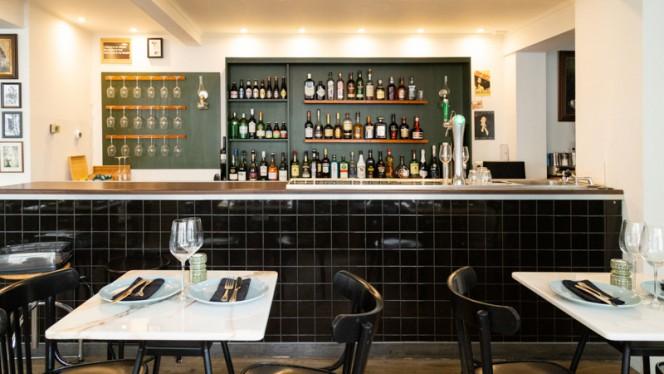 Restaurant - Rumi, Den Haag