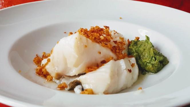 Sugerencia del chef - Momo, Madrid