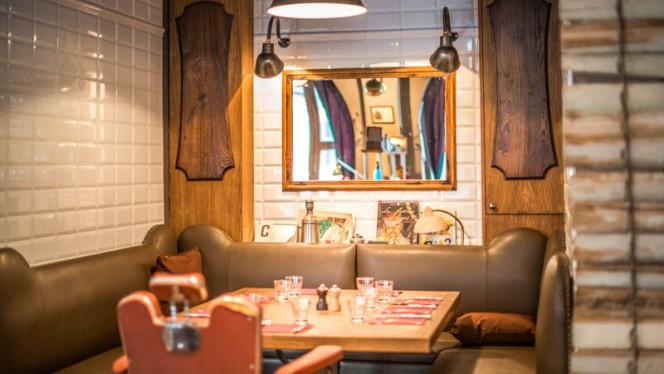 Décoration vintage - Le Barbe à Papa, Paris