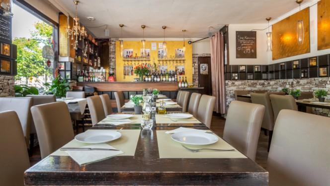Restaurant - Bistro Bos, Amsterdam