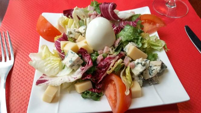 Salade - Le Sherrington, Lyon