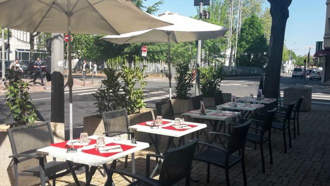 Terrasse - Le Sherrington, Lyon