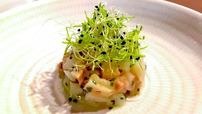 Sugerencia del chef - El Martinet, Barcelona