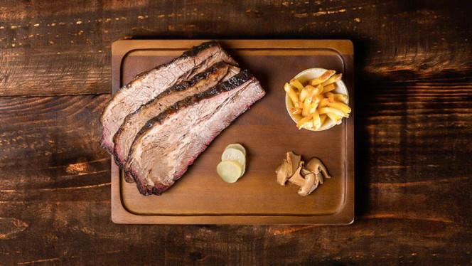 Carnes Smoked Brisket - New York Burger - Castellana, Madrid
