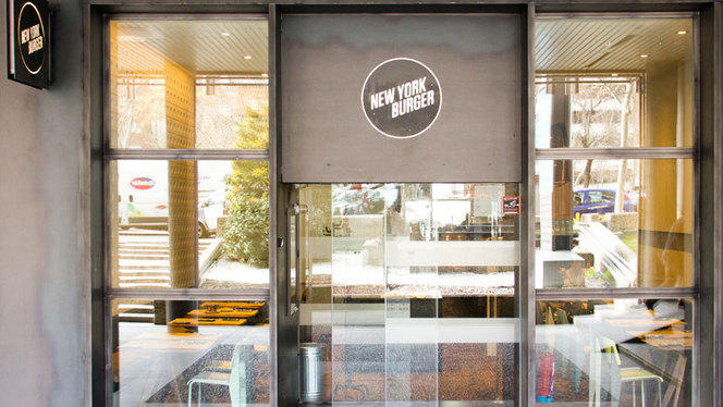 New York Burger Castellana Fachada - New York Burger - Castellana, Madrid