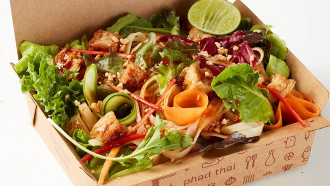 Suggestie van de chef - Pad Thai, Amsterdam