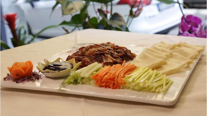 beijin Duck - China Gourmet, Milan