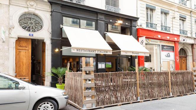 devanture - Quirinale, Lyon