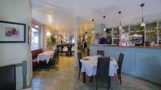 Aperçu de l'intérieur - La Tentation des Gourmets, Paris