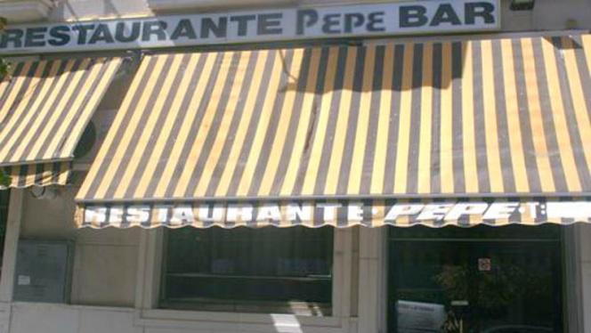 Vista fachada - Pepe, Aranjuez